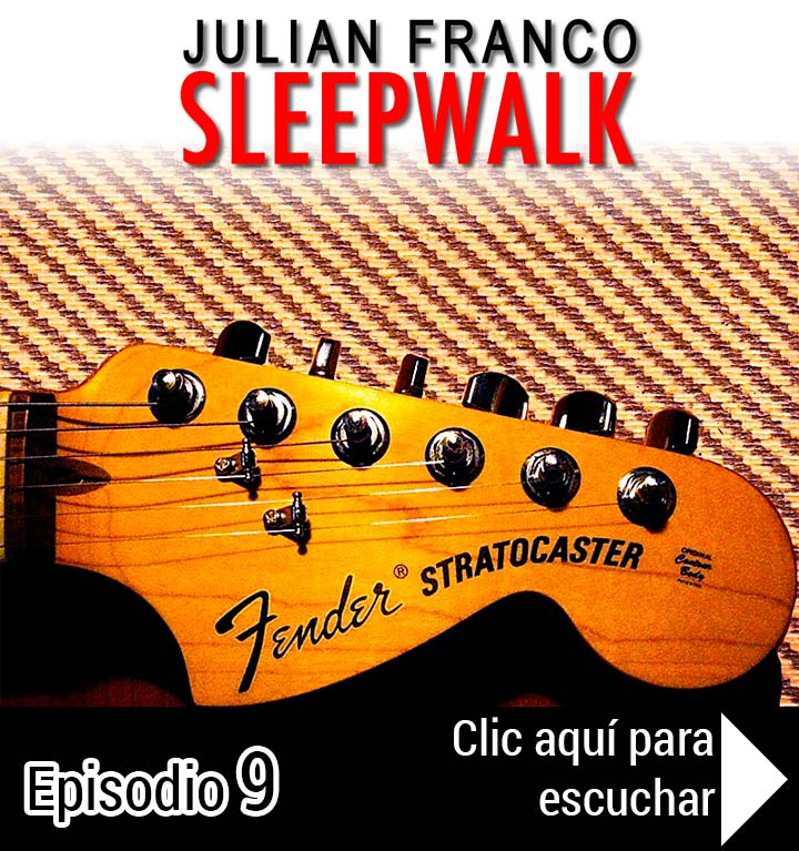 "Leyendas del pop #9. Santo & Johnny ""Sleepwalk"""