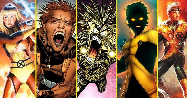 apa itu new mutants x-men adalah