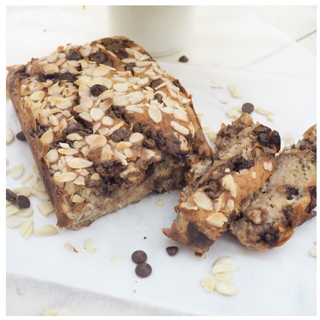 low-fat banana loaf recipe