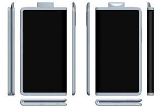 Ponsel Lipat Oppo dilengkapi dengan Kamera Pop-up