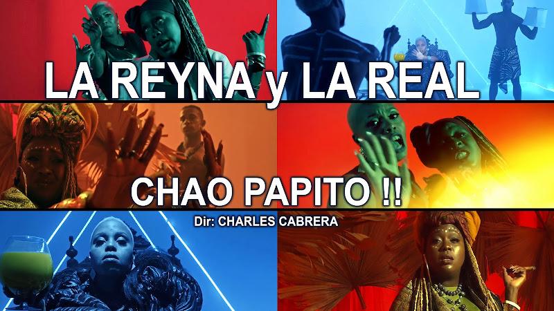 La Reyna y La Real - ¨Chao papito¨ - Videoclip - Director: Charles Cabrera. Portal Del Vídeo Clip Cubano