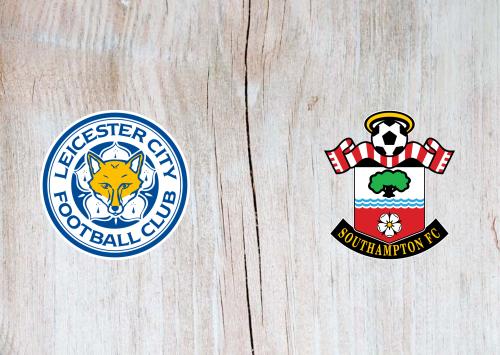 Leicester City vs Southampton -Highlights 16 January 2021