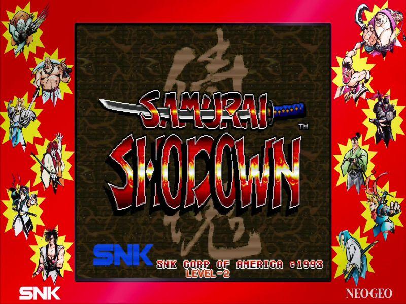 Download SAMURAI SHODOWN NEOGEO COLLECTION Game Setup Exe