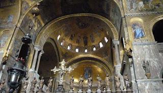 Basílica de San Marcos.
