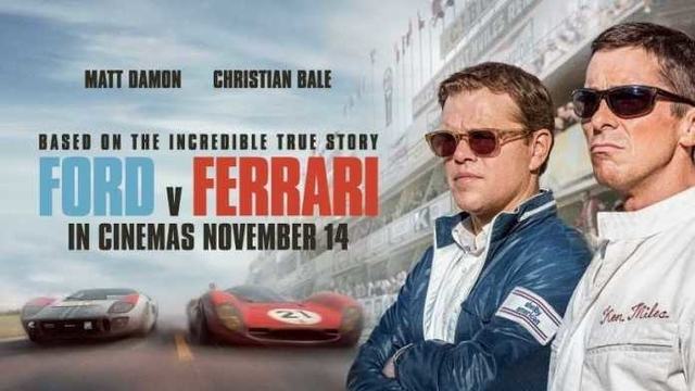 Ford V Ferrari Top Best Hollywood Movies 2019 List so far