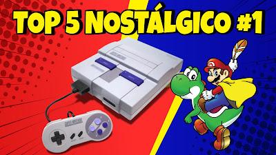 Super Nintendo melhores jogos