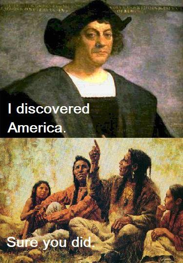 Descubrimiento America colón