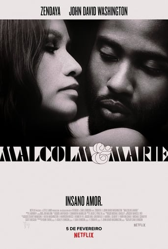 Download Malcolm & Marie (2021) Torrent Dublado e Legendado 1080p
