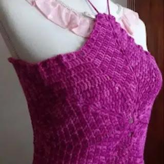 Top Estrella a Crochet