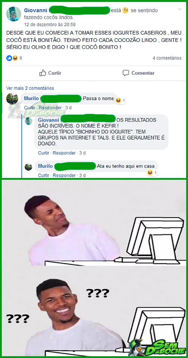 CONVERSA DE BOSTA
