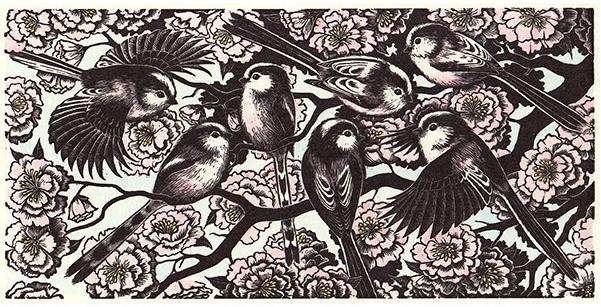 Cherry Blossom by Rosamund Fowler