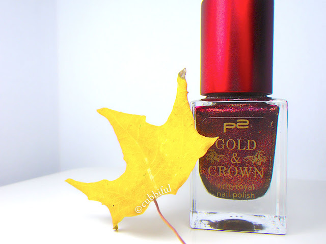 P2 Gold & Crown 010 Brown Splendour