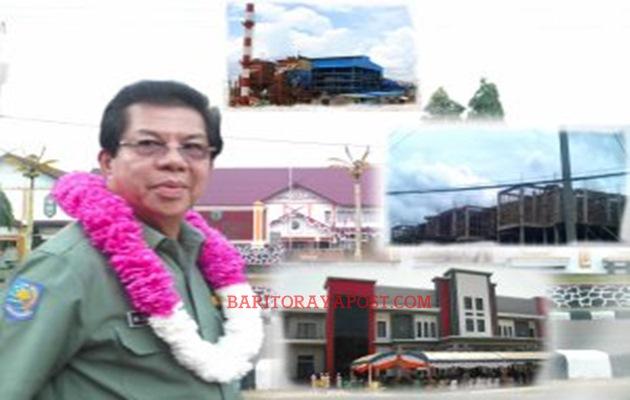 Catatan Sejarah Tokoh Pembangunan, Surat Untuk Rakyat Dari Drs. H. Zain Alkim (1)