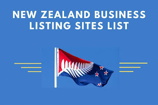 Top 50 Free New Zealand Business Listing Sites List for SEO 2021