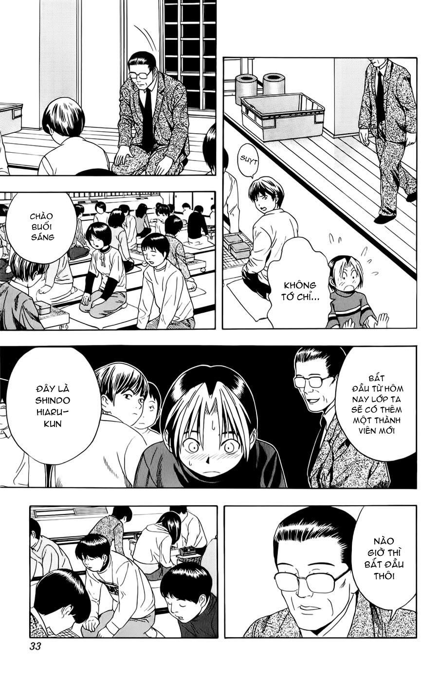 Hikaru No Go hikaru no go chap 45 trang 7