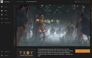 Get ready, A Total War Saga: Troy FREE Tonight via EGS!