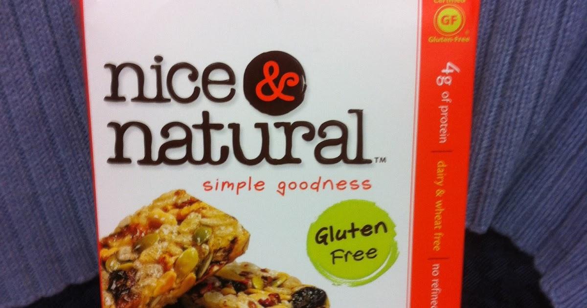 Living Gluten Free In St. John's, Newfoundland: Nice