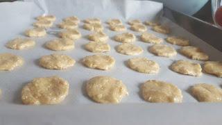 Kruche ciasteczka owsiane bez jajek