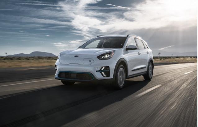 2021 Kia Niro EV Review