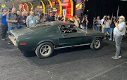 Original Bullitt to be Auctioned
