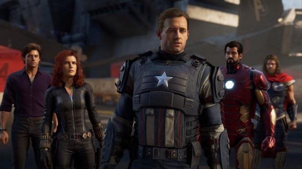 شركة Square Enix تصدم جمهور لعبة Marvel Avengers بقرار غير متوقع أبدا..