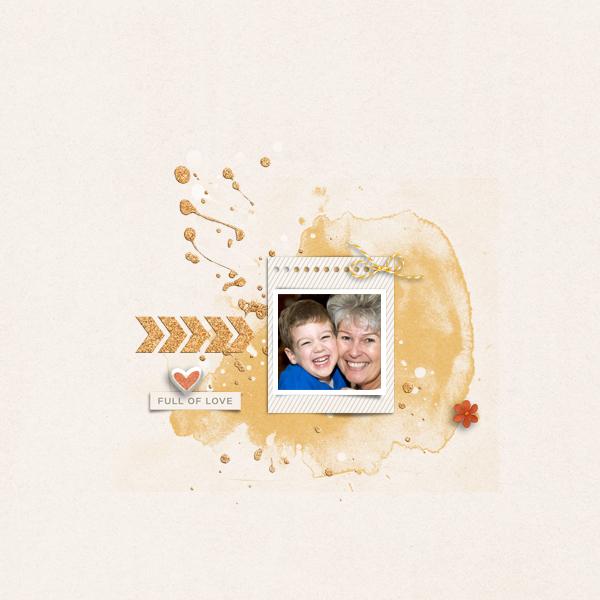 full of love © sylvia • sro 2018 • happy pumpkin days by sugarplum paperie & mari koegelenberg