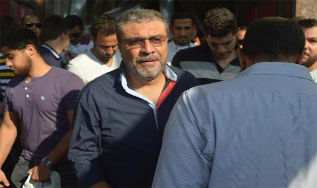 عمرو الليثي يقرر أجراء عملية لوالد المطربة بوسي