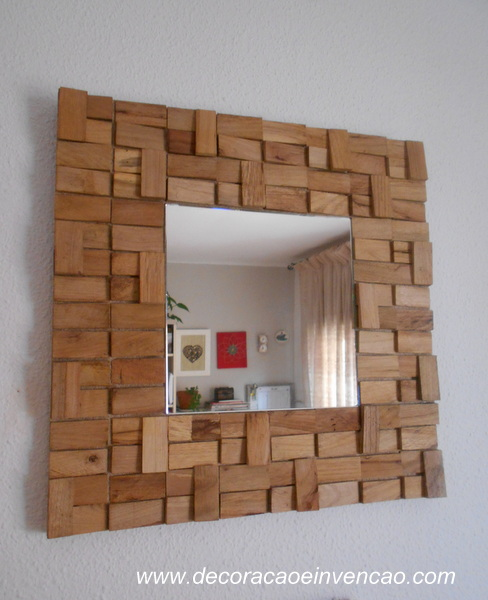 decorar espelho