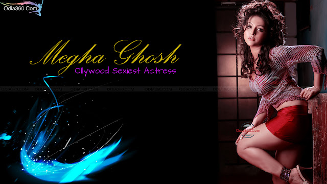 Megha Ghosh Sexy Odia Actress Hot Photoshoot HD Wallpaper Download