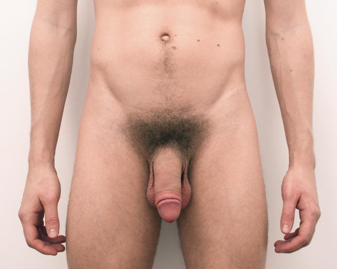 Male top model nude