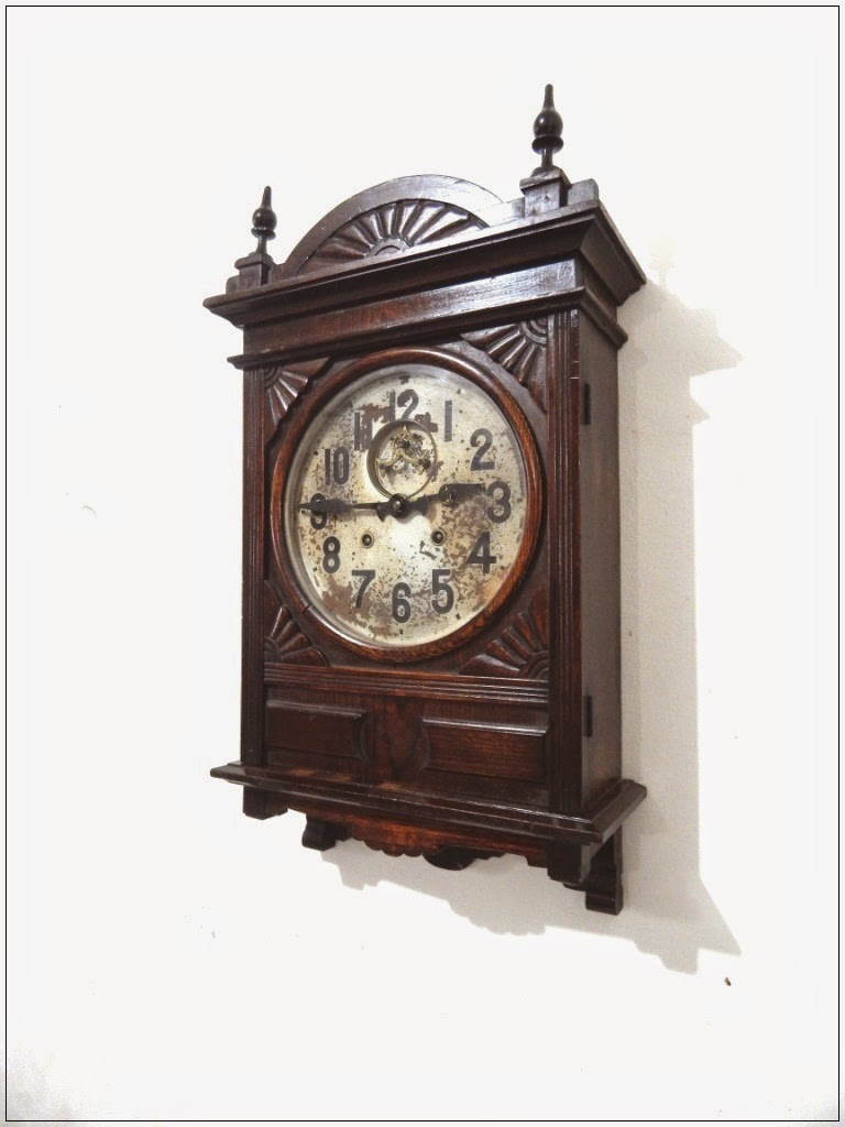 """RARE"" Japan ANSONIA CLOCK -BOOKED-"