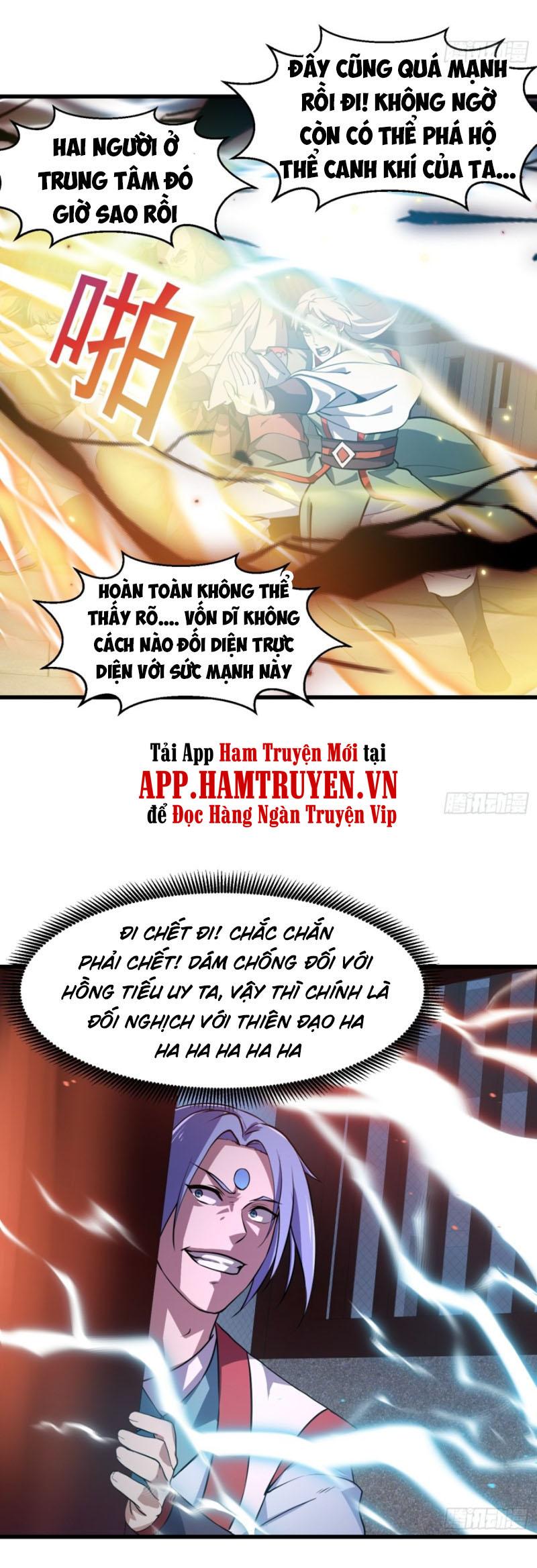 Ta Chẳng Qua Là Một Đại La Kim Tiên Chương 159 - Vcomic.net