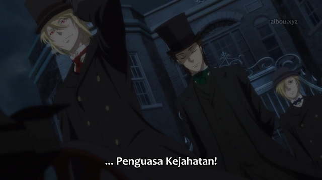 Yuukoku no Moriarty Episode 13 Subtitle Indonesia