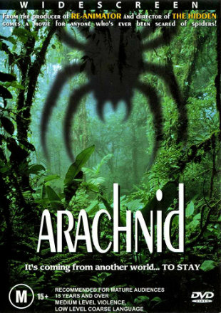 Arachnid 2001 HDRip 720p Dual Audio In Hindi English ESub