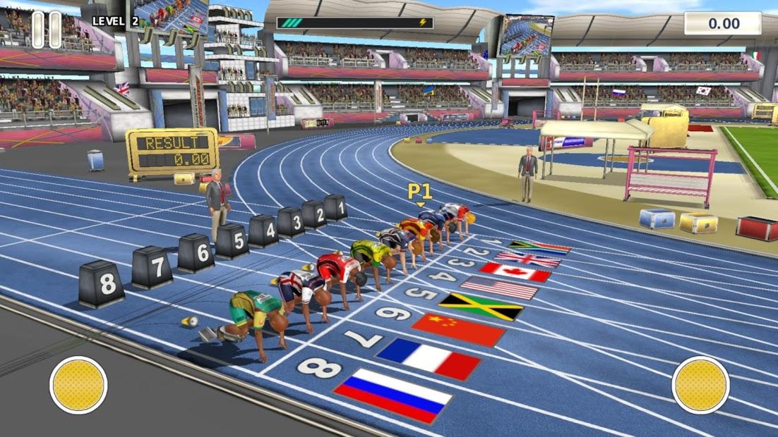 Athletics 3 Summer Sports Tam Sürüm APK - Kilitler Açık Ful APK