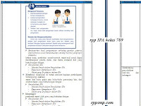 Download Rpp IPA Smp Kelas 7 8 9 Kurikulum 2013 Revisi 2017 2018 Semester 1 2 Ganjil dan Genap Lengkap Silabus Promes Prota Dll