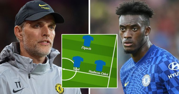 Three tactical takeaways from excellent Formation Tuchel used to beat Villa