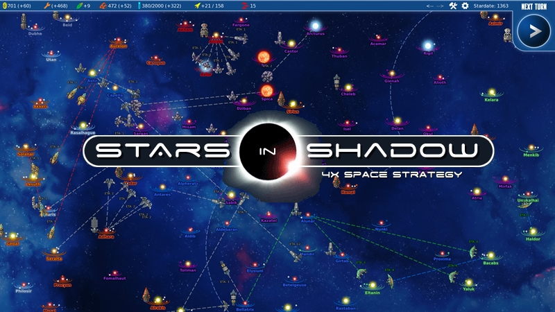 Stars in Shadow Free Download Poster