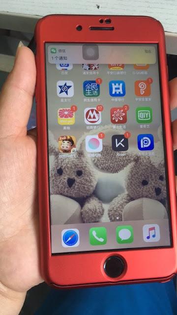 Ốp vỏ màu điện thoại iphone mới 2019_3