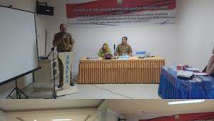Badan Kesbangpol Provinsi Jambi dan Kesbangpol Sungai Penuh Sosialisasikan Peran Serta Ormas di Pilkada Serentak 2020