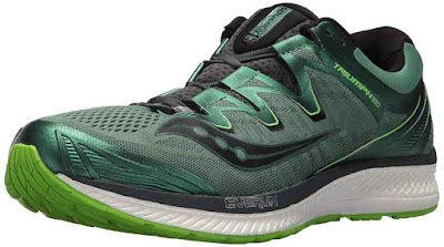 Saucony Men s Triumph ISO 4 Best Running Shoes 2019