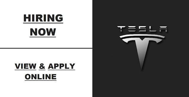TESLA JOB OPENINGS