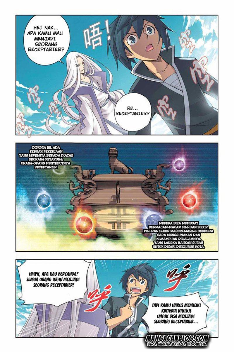 Battle Through Heaven Chapter 03-18