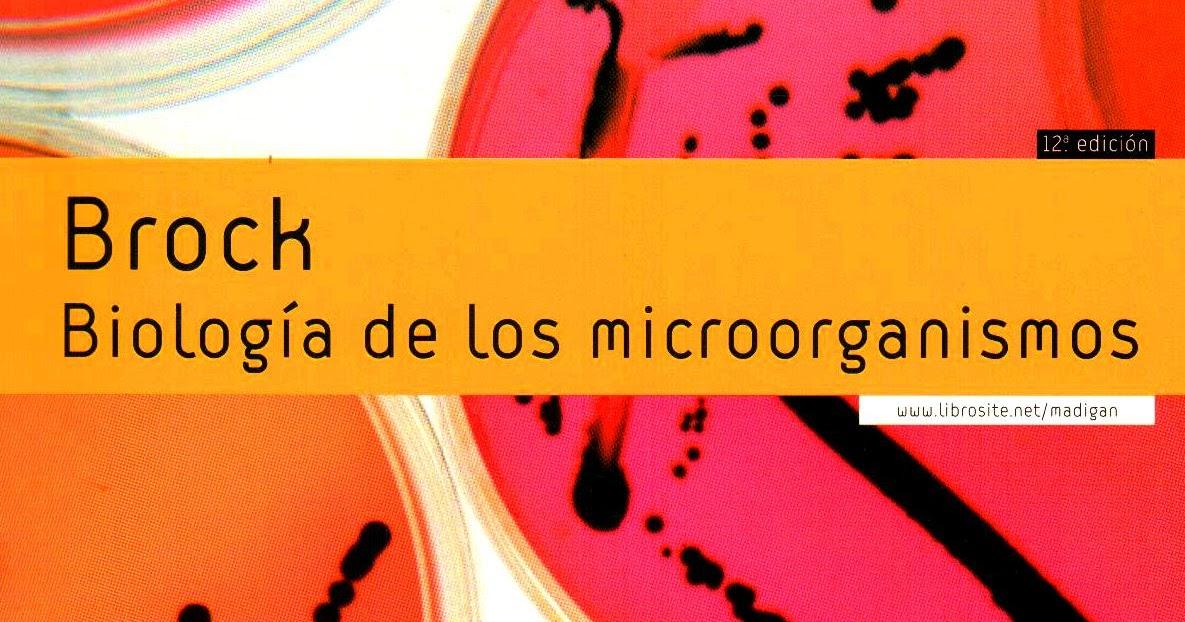 madigan biologia de los microorganismos