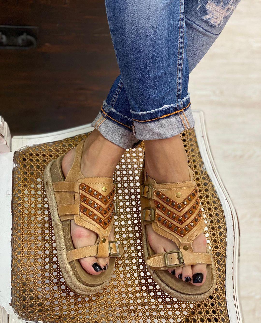 Sandalias de moda primavera verano 2021