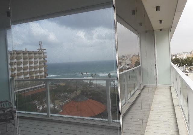 David tower hotel in Netanya