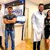 [News] Cantor Mariano e empresária Sylvia Design tiram a semana para cuidar da saúde