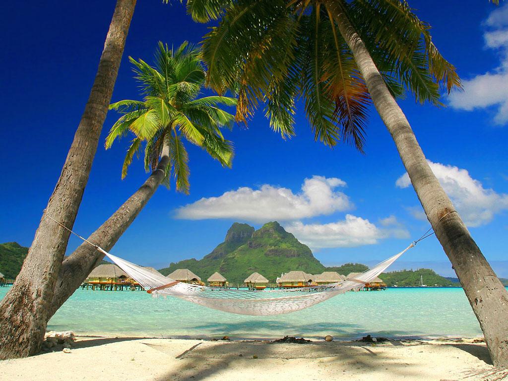 Exotic Islands: Bora Bora – The Romantic Island