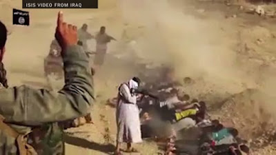 The Camp Speicher massacre is the deadliest atrocity to date carried out by the the Islamic State,