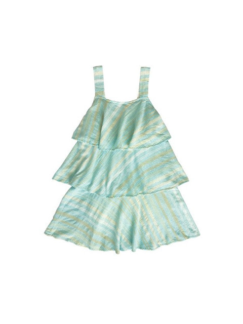 Ace & Jig Simone Dress in Dancer
